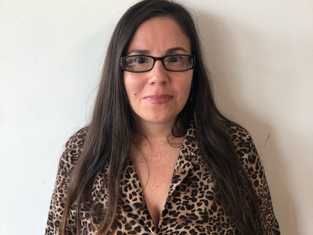 Congratulations to the Advocate of the Month for April: Wanda Otero