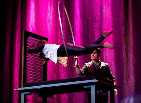 Illusionist Jason Bishop Performs January 18 to Benefit CASA