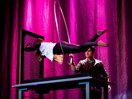Illusionist Jason Bishop Performs January 18 to Benefit CASA