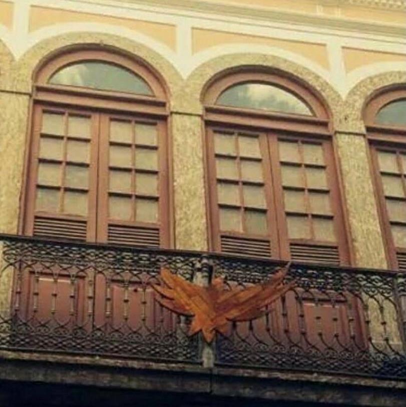 The façade of Hopeloft's new location in Rio de Janeiro, Brazil.