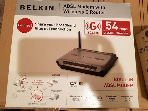 Belkin ADSL2+ Modem Router