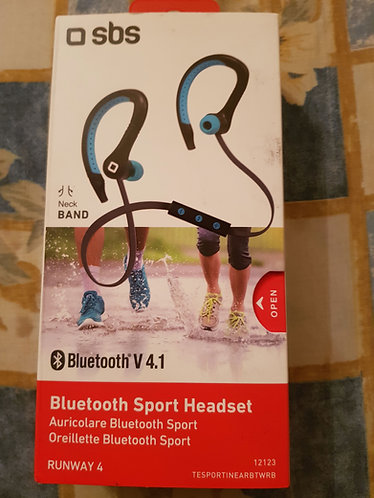 Sbs Bluetooth Sport Headset