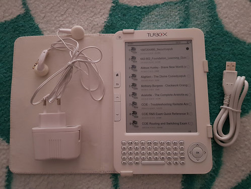 TurboX Ebook EB1200