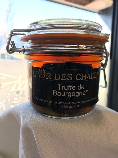 Truffe de Bourgogne - L'Or des Chalons