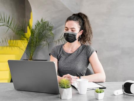 Quais são os melhores materiais para fazer você mesmo a sua máscara?