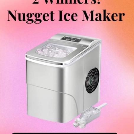 WIN a Nugget Ice Maker