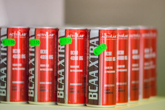 BCAA jookide müük Rakveres