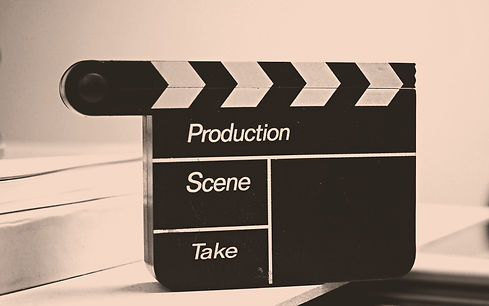 black-and-white-production-scene-take-to