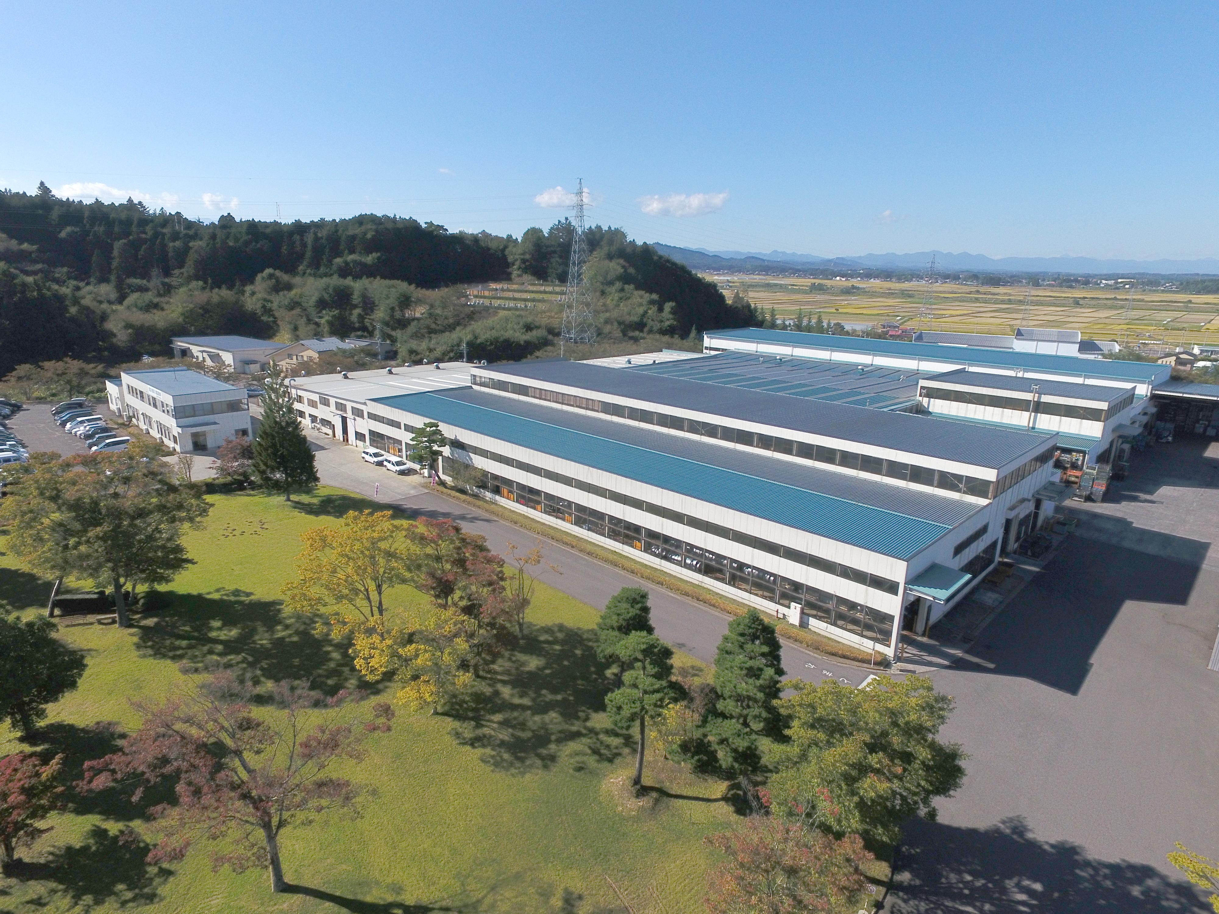 白河工場(福島県)