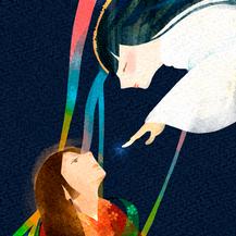 Prince Kaguya and the Snow Woman