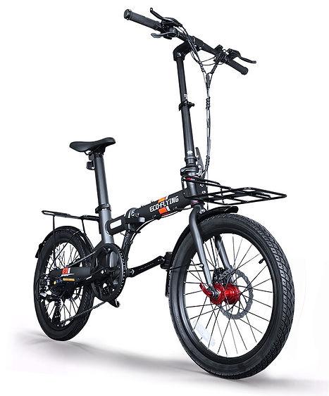 """20"""" e-bike citybike 250W Motor"""