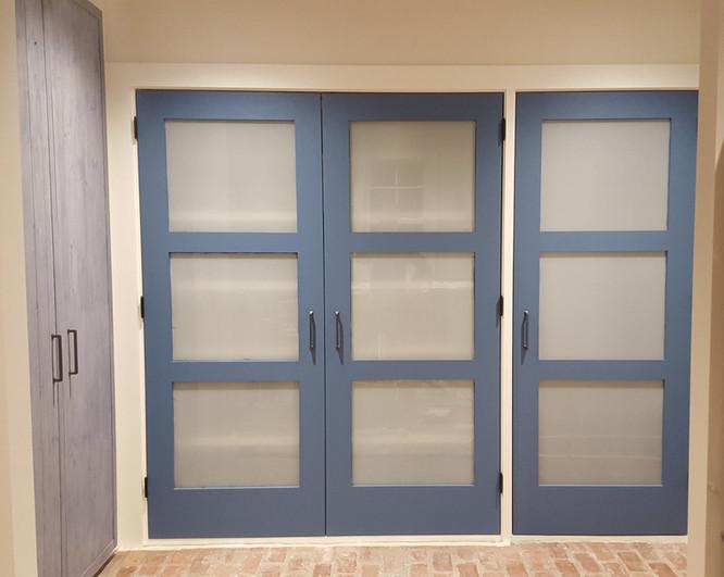 Pantry and storage renovation