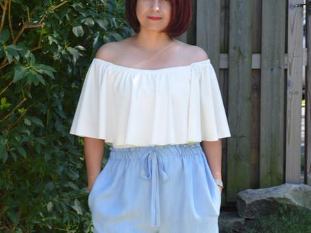 The Luisa Shorts – Rosy Peña Patterns.