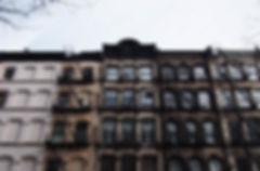 Brownstone Buildings