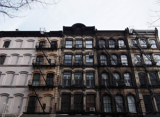 Eviction Proceedings Suspended in New York
