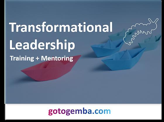 Transformational Leadership Online Training & Mentoring