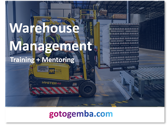 Warehouse Management Online Training & Mentoring