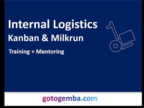 Internal Logistics Kanban & Milkrun Online Training & Mentoring