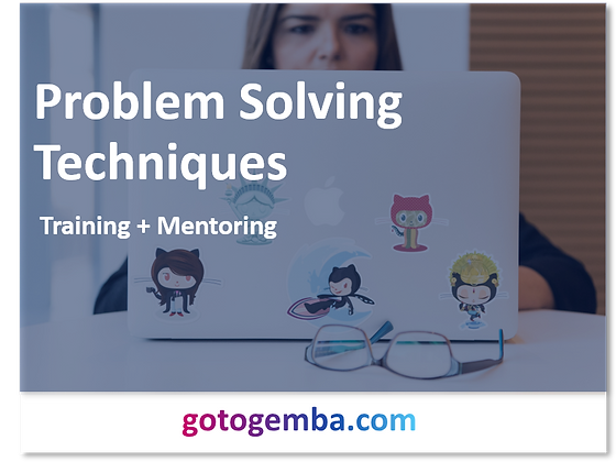 Problem Solving Techniques Online Training & Mentoring