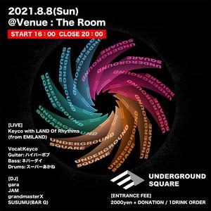 ●8/8渋谷ROOM LIVE