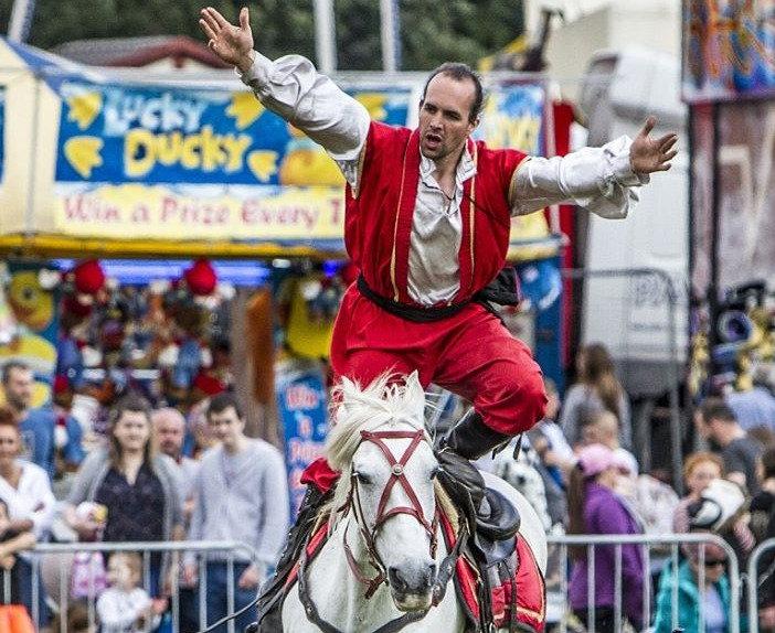Cossack show