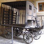 prison cart
