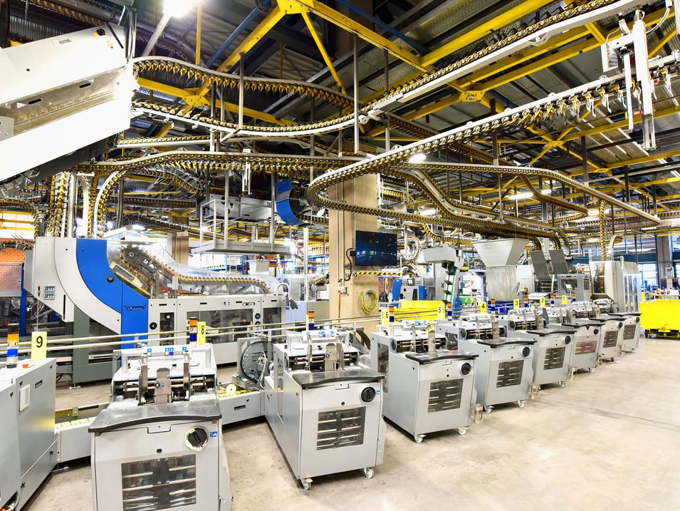 Gewinnung neuer Vertriebspartner im Bereich Maschinen- und Anlagenbau
