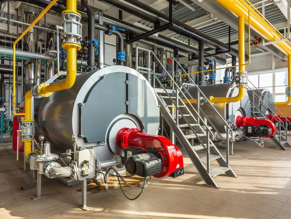 Harmonisierung der Vertriebsstrategie für eine Gruppe von Herstellern für Industriekessel