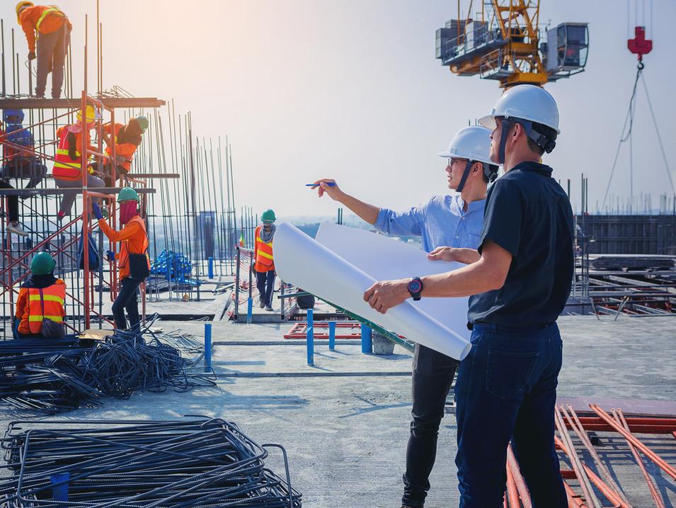 Zweistellige Wachstumsraten im technischen Bau-Umfeld