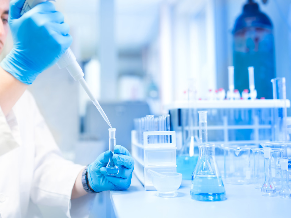 Beschleunigung des Umsatzwachstums über den Marktdurchschnitt in der Pharma-Industrie