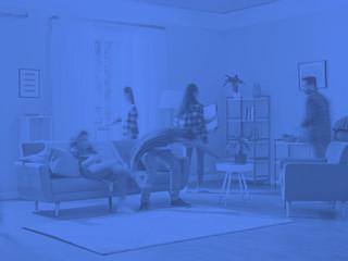 Diseñar un nuevo canal de distribución digital en la distribución de muebles para el hogar