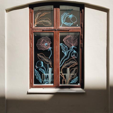 Fönstermålningar