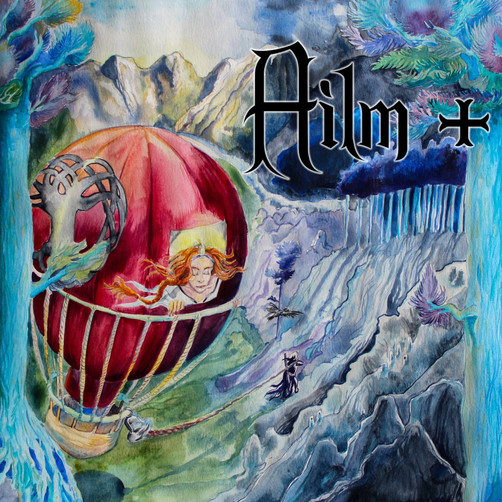 Debut album of a folk / celtic / cinematic band Ailm+ available on iTunes