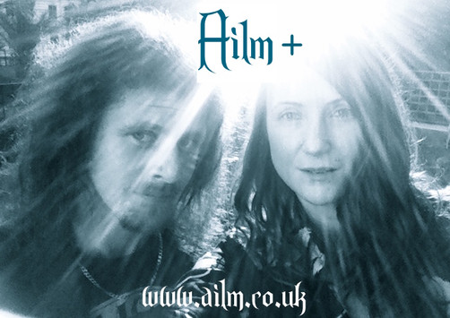Ailm+ band live on radio Resonance FM 104.4 this Wednesday at 6:30pm (UK time)