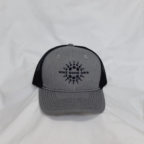 WBD Hat (Gray and Blue)