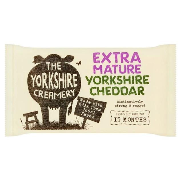 Yorkshire Mature Cheddar - 200g