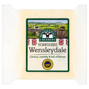 Traditional Wensleydale - 200g