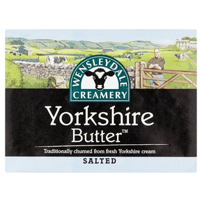 Yorkshire Grass Fed Butter - 250g