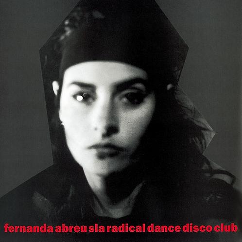 Vinil Sla Radical Dance Disco Club (Autografado)