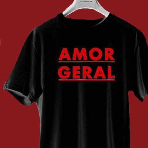 Camiseta Amor Geral | Fernanda Abreu + ELLUS
