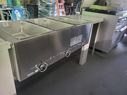Steam Table Slide In
