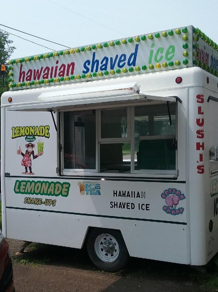 610 Hawaiian Shaved Ice