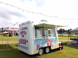 Shaved Ice Concession Trailer