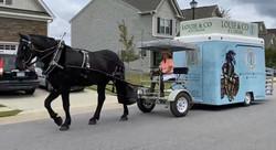 Equestrian Concession Trailer