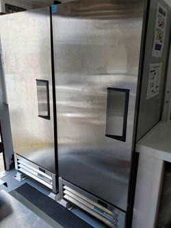 Upright Refrig & Freezer