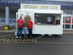 Custom Trailer - Ontario Lions Club
