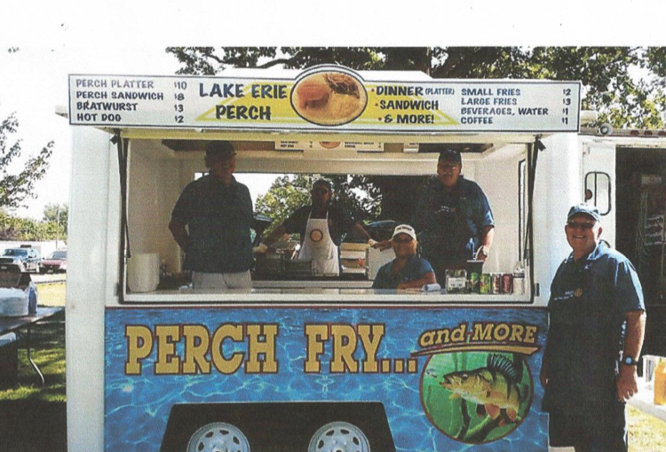 Perch Concession Trailer