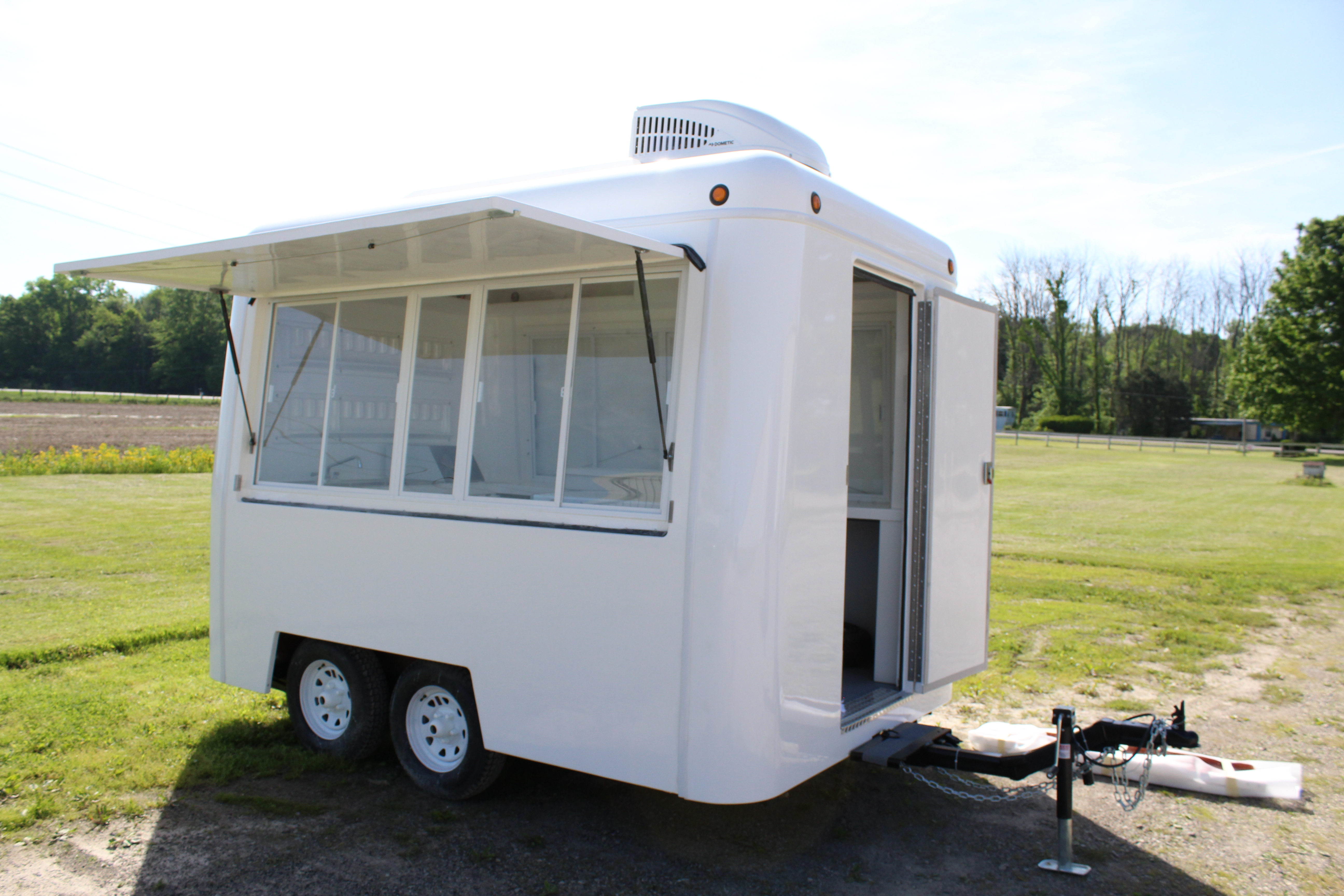 10' Concession Trailer