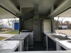 Complete Mobile Kitchen Trailer