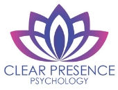 Clear Presence Psychology logo